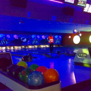 Hollywood Super Bowling