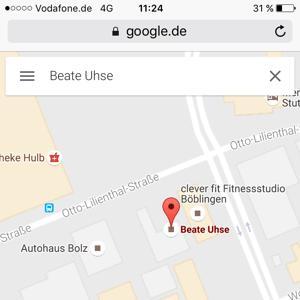 Beate Uhse Sex-Kino Böblingen