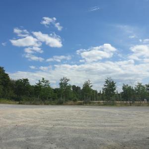 Ehemaliger Delta Parkplatz