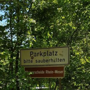 Parkplatz Schaffterbach