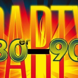 THE BIG 80er/90er DANCE-NIGHT
