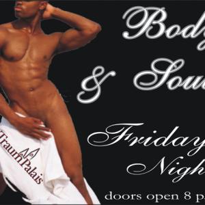 BLACK FRIDAY * Party ° Body & Soul live