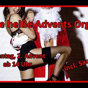 Die heiße Advents Orgie