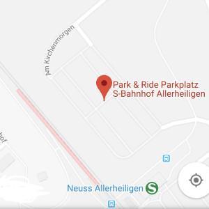 Treffpunkt S-Bahn Parkplatz Allerheiligen